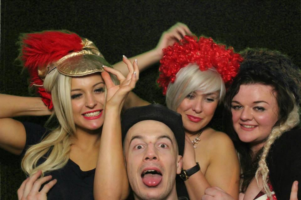 Holiday Inn Staff Ball – 02/02/2014