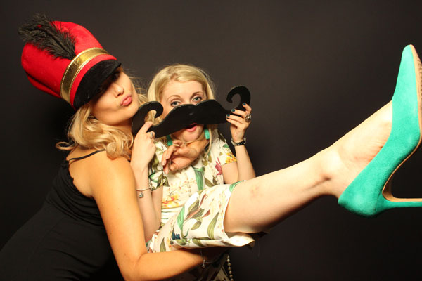 Kettering photo booth hire